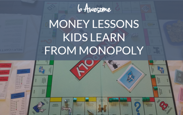 6 Awesome Money Lessons Kids Learn from Monopoly – Raising
